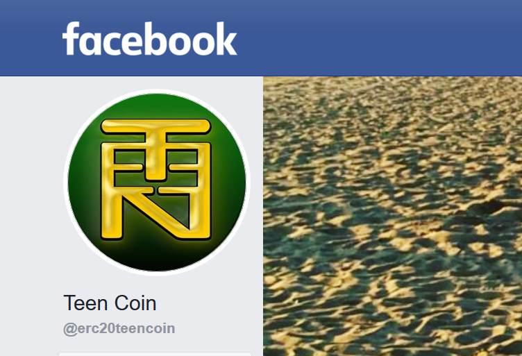 Teen Coin Adopts Social Media (Follow / Join Now) #prizes