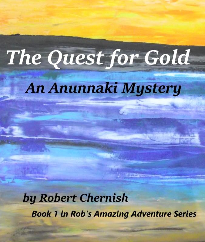 The Quest for Gold: An Anunnaki Mystery